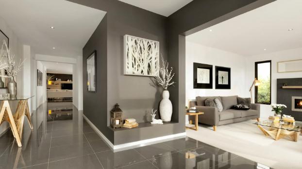 Ristrutturazione appartamento milano moderno idrotec gm for Appartamento moderno